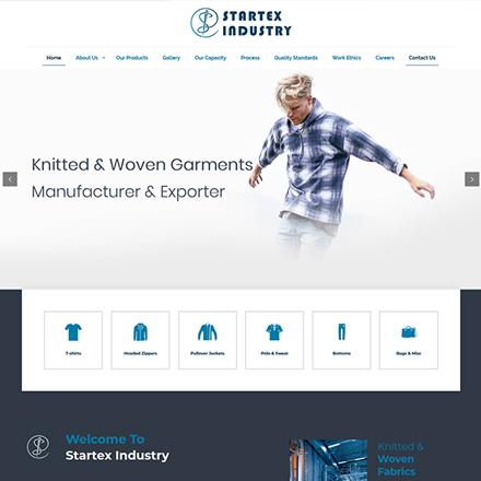 Startex-Industry